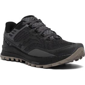 saucony Xodus 11 Shoes Men, negro/gris